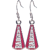 Cover Image for Neil Enterprises, Inc. Bucky Badger Dangle Earrings