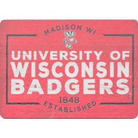 Cover Image For Legacy University of Wisconsin Magnet