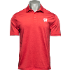 Image for Under Armour Motion W Playoff Heather Polo (Red)