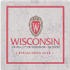 Image for Legacy Wisconsin Shield Coaster