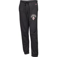 Image For League Women's Wisconsin Badgers Academy Jogger (True Black)