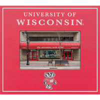 Cover Image For Legacy University of Wisconsin 6x4 Photo Frame