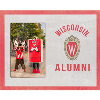 Image for Legacy Wisconsin Alumni Photo Frame 4x6