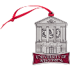 Cover Image for Boelter Brand Wisconsin Badgers Frame Ornament