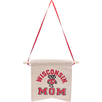 Image For Neil Enterprises, Inc. Wisconsin Mom Canvas Banner