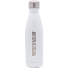 Image for S'Well 17 oz Wisconsin Steel Bottle (White)