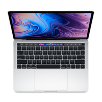 Image For Apple MacBook Pro 13 TouchBar 8GB Memory 256GB SSD (Silver)