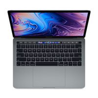 Image For Apple MacBook Pro 13 TouchBar 8GB 512GB SSD (Space Gray)