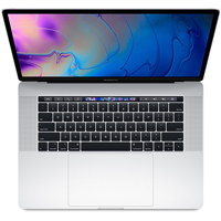Image For Apple MacBook Pro 15 TouchBar 16GB 256GB SSD (Silver)