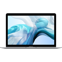 Image For Apple MacBook Air 13 8GB 128GB SSD (Silver)