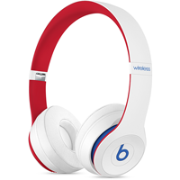 Cover Image For Beats Solo3 Wireless Headphones - Club White