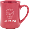 Image for R.F.S.J. Wisconsin Matte Alumni Shield Mug (Red)