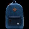 Image for Herschel Heritage Backpack (Faded Denim/Indigo Denim)