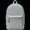 Image for Herschel Settlement Backpack (Light Grey Crosshatch)