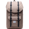 Image for Herschel Little America Backpack (Pine Bark/Black)