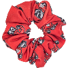 Image for Spirit Products Bucky Badger Scrunchie (Red)