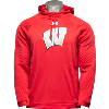 Image for Under Armour Quilted Motion W Sweatshirt (Red)