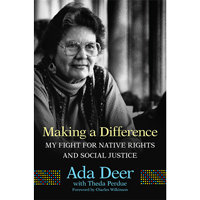 Cover Image For Making a Difference by Ada Deer