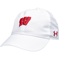 Cover Image For Under Armour Women's Motion W Adjustable Hat (White)