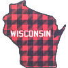 Cover Image for Blue 84 I Bucky Wisconsin Decal