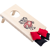 Image for Cream City Crates Bucky Badger Mini Bag Toss