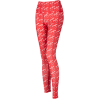 Image For ZooZatz Motion W Badger Leggings (Red)