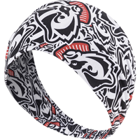 Cover Image For ZooZatz Bucky Badger All Over Headband