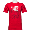 Image for Alta Gracia Alumni Park Tee (Red)