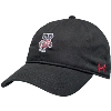 Image for Under Armour Women's Bucky Badger Adjustable Hat (Black)