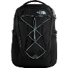 Image for The North Face Women's Borealis Backpack (Black/Cloud Blue)