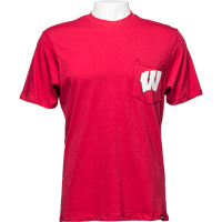 Cover Image For '47 Brand Motion W Pocket T-Shirt (Red)