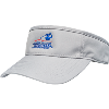Image for Legacy AmFam Adjustable Visor (Gray)