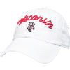 Image for '47 Brand Women's Wisconsin Script Adjustable Hat (White)