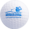 Image for Jardine Stress Reliever AmFam Golf Ball (White)