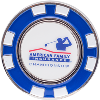 Image for WinCraft AmFam Poker Chip Marker (Blue/White)