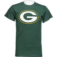 Image For '47 Brand Packer G T-Shirt (Green)