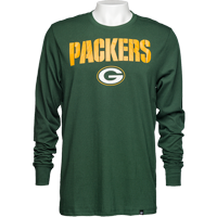Image For '47 Brand Packers Long Sleeve T-Shirt (Green)