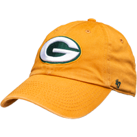 Image For '47 Brand Clean UP Packers Hat (Yellow) *