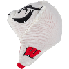 Cover Image for ZooZatz Toddler Bucky Badger Knit Hat (White)