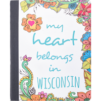 Image For Barcharts, Inc. My Heart Belongs in WI Company Notebook