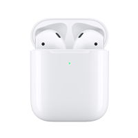 Image For Apple AirPods with Wireless Charging Case