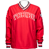Cover Image for Champion Wisconsin Pullover Windshirt (Red) *