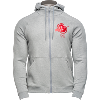 Image for Under Armour Wisconsin Hype Full Zip Sweatshirt (Gray) *