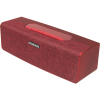 Cover Image For Dourada Bluetooth Speaker (Red)