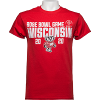 Image For 2020 Rose Bowl Game Top Promotions T-Shirt (Red) 3X *
