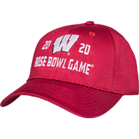 Image For 2020 Rose Bowl Game Top Promotions Hat (Red)