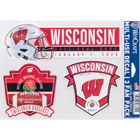 Image For 2020 Rose Bowl Game WinCraft Decal