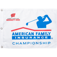 Image For AmFam Golf Pin Flag