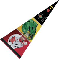 Image For 2020 Rose Bowl Game WinCraft Dueling Pennant