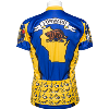 Cover Image for Adrenaline Wisconsin Flag Bike Jersey (Yellow) *